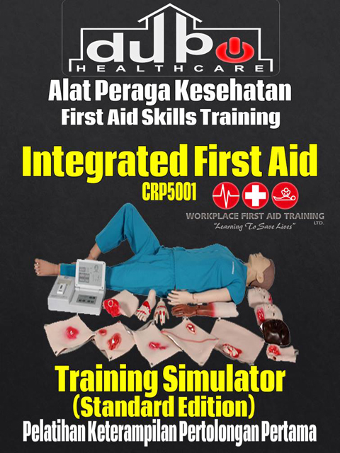 Phantom Integrated First Aid Training Simulator Standard Edition - CRP5001