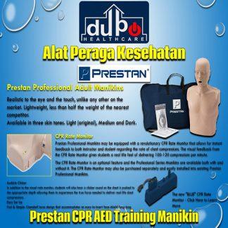 Prestan CPR AED Manikins - Phantom Alat Peraga Kesehatan - Pelatihan Pertolongan Pertama - First Aid